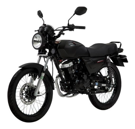 Motocicleta Akt Nkd 125 Negra Mate 2020 Medellin Bogota