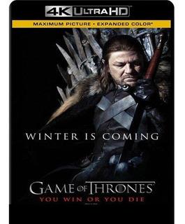 Game Of Thrones 4k Uhd Serie Completa Digital