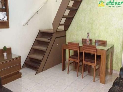 Imagem 1 de 14 de Venda Sobrado 2 Dormitórios Jardim Bom Clima Guarulhos R$ 320.000,00 - 26365v