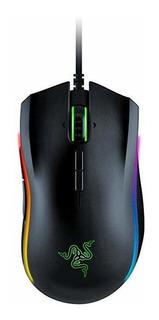 Razer Mamba Elite Gaming Mouse Rueda Inclinable P/ Diestros