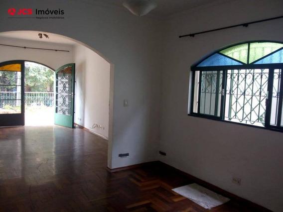 Casa Com 3 Dormitórios Para Alugar, 178 M² Por R$ 4.600,00/mês - Vila Madalena - São Paulo/sp - Ca0113