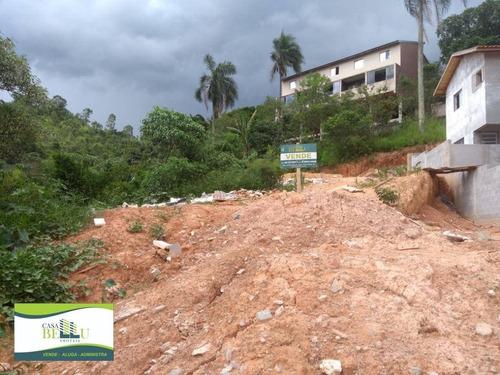 Imagem 1 de 5 de Área Para Fins Residencial - Te0055