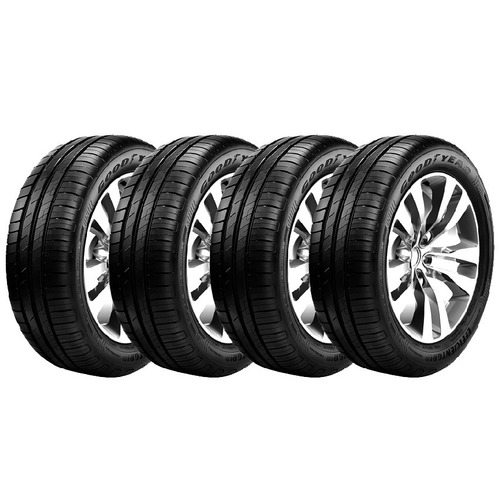 Kit 4 Goodyear Efficientgrip 215/45 R17 91v Cuotas