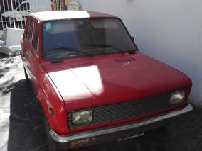 Fiat 128 Europa Año 1981, Titular, Al Día, No Se Permuta