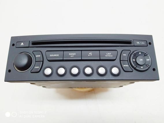 Rádio Citroen C5 2010