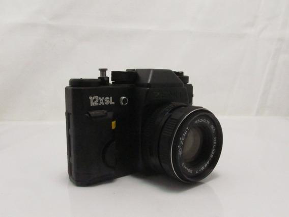 Câmera Analógica - Zenit 12xsl