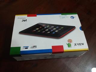 Caja Tablet X-view Proton Jet - Leerrr