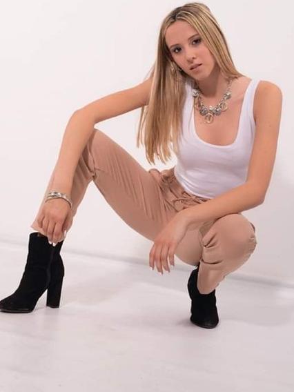 Pantalón Babucha Mujer