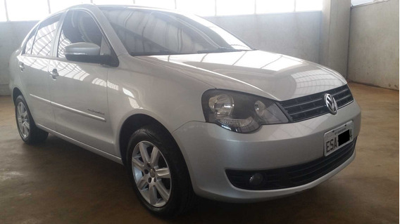 Vw Polo Sedan 1.6 - 2013 - Impecável!!!