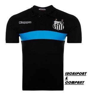 Camisa Santos Viagem Original Kappa!