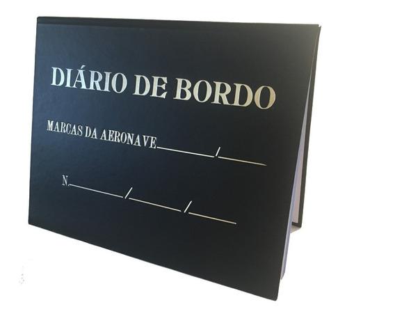 Diário De Bordo Nova Regulament 2019 Anac 12 S/juros