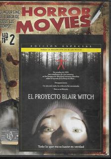 El Proyecto Blair Witch Coleccion Horror Movies Nro 2 Dvd