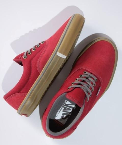 Tênis Vans - M Era Pro Rio Red/gum 5957 Original