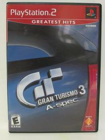 Ps2 - Gran Turismo 3 A-spec - Game Original E Completo