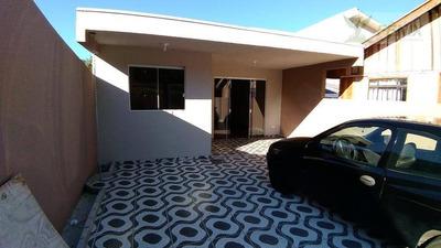 Casa Com 3 Dormitórios Para Alugar, 80 M² Por R$ 1.200/mês - Seminário - Curitiba/pr - Ca0092