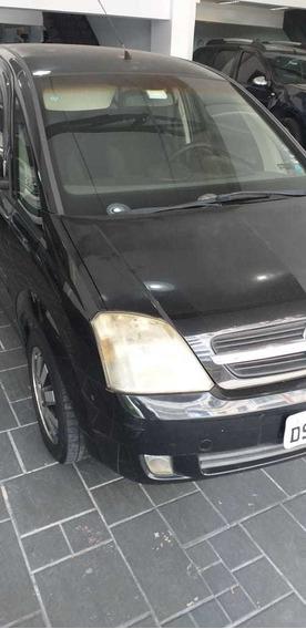 Chevrolet Meriva Premium, 07 Preta.