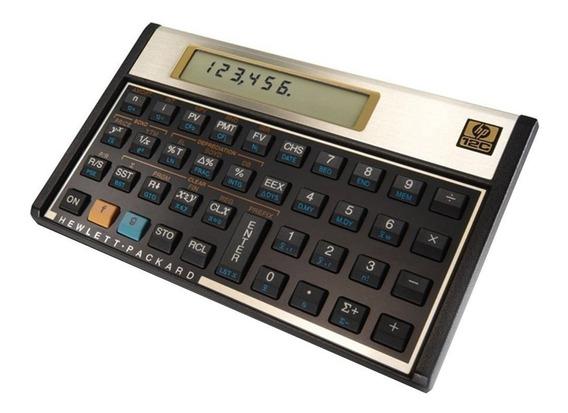 Calculadora Financeira 12c Gold Hp Melhor Da Categoria
