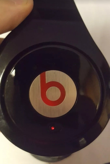 Fone De Ouvido Beats By Dr. Dre Studio Monster Com Fio