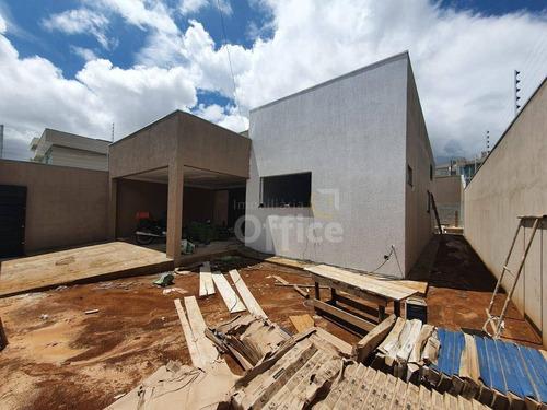 Casa À Venda, 150 M² Por R$ 500.000,00 - Residencial Villa Bella - Anápolis/go - Ca0618