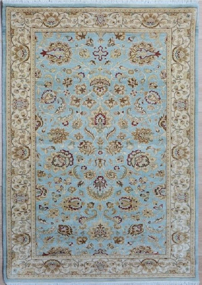 162x88 Alfombra / Tapete Hand-knotted 100 Percent Wool #104