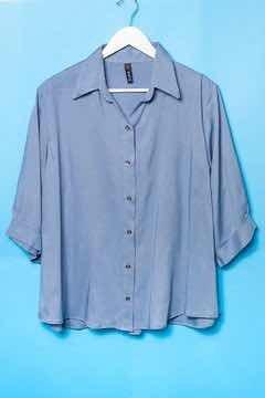 Camisas Talles Especiales De Crepe