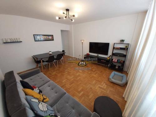 Imagem 1 de 18 de Apartamento Com 2 Dormitórios À Venda, 96 M² Por R$ 530.000,00 - Tatuapé - São Paulo/sp - Ap2498