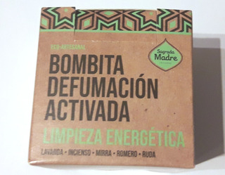 Bombitas Defumacion Activada X 8 - Limpieza Energetica