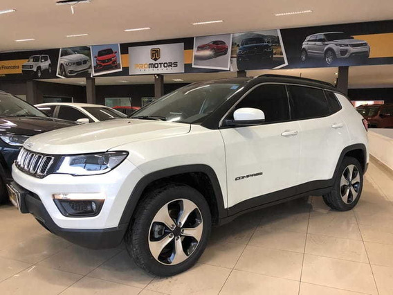Jeep Compass Long At9 2.0 4x4 2017