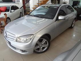 Mercedes-benz C 180 Cgi 1.6 Turbo 2011