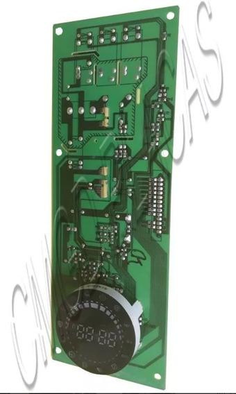 Placa Controle Forno Microondas Bi Volt Philco Pme31 Mel153