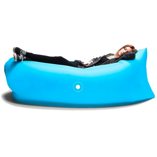 Sillon Inflable Bluokobed Jardin Montaña Camping Living
