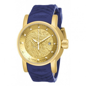 Relógio Invicta 18215 S1 Yakuza Automático Original