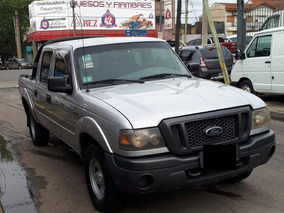 Ford Ranger Xl 4x4 Doble Cabina 2.8 - Año: 2005