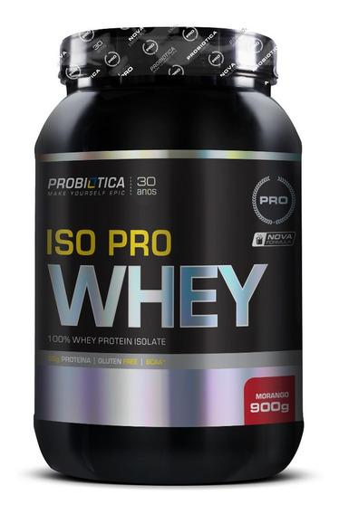 Whey Isolado Iso Pro Whey 900g - Probiótica Original