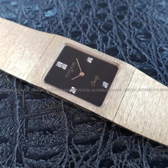 Relógio Femininno Wittnauer Quartz So2366 Swiss