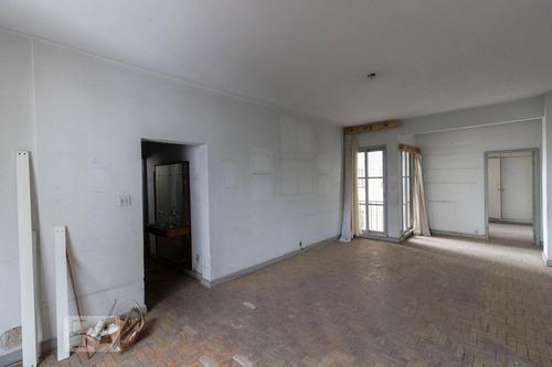 Apartamento À Venda - Santa Cecília, 3 Quartos,  120 - S892966849