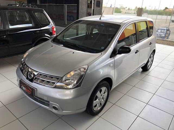 Nissan Livina 1.6 S Flex 5p 2012
