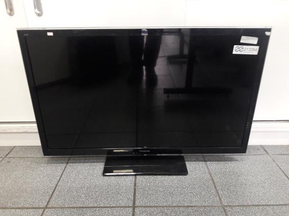 Tv Com Defeito - Panasonic Led Tc-l42e5gb   Leia O Anúncio