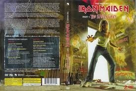 Dvd Duplo Iron Maiden The Early Days Frete Gratis