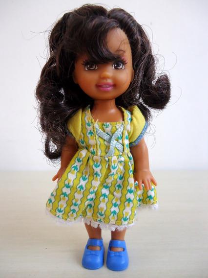 Boneca Kelly Mattel 11 Cm De Altura (peça 6) ! !