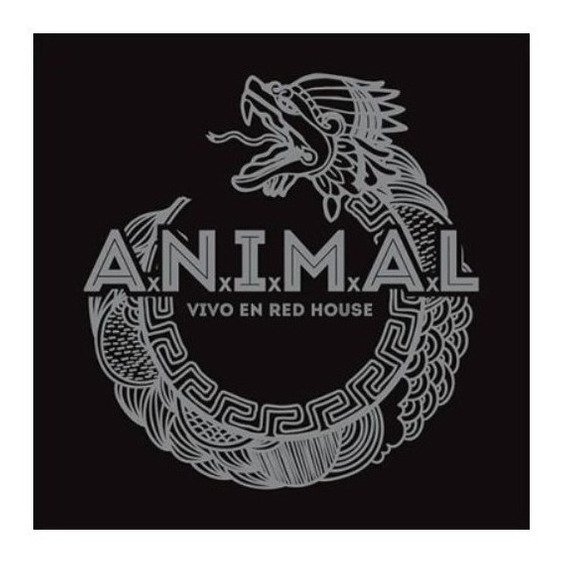 Cd Animal Vivo En Red House Nuevo Musicanoba