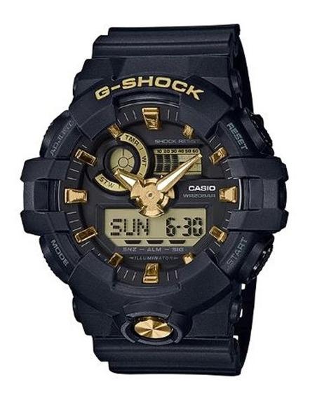 Relógio Casio G-shock Masculino Ga-710b-1a9dr C/garantia,nf