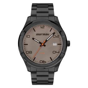 Relógio Mormaii Mo2415ag4c Chumbo