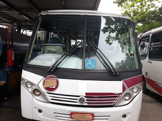 Micro Onibus Vw9150 Comil Pia 2010/2010 22l 2p Aurovel