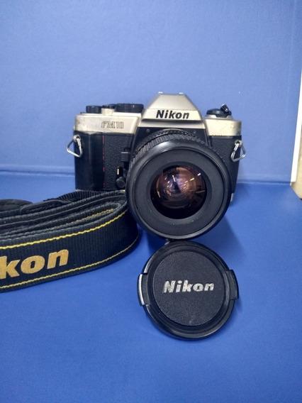 Camera Fotografia Analógica Nikon
