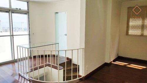 Cobertura Com 2 Dormitórios À Venda, 136 M² Por R$ 1.380.000,00 - Paraíso - São Paulo/sp - Co1464