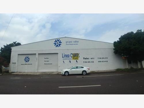 Imagen 1 de 12 de Bodega Comercial En Renta Parque Industrial Lagunero