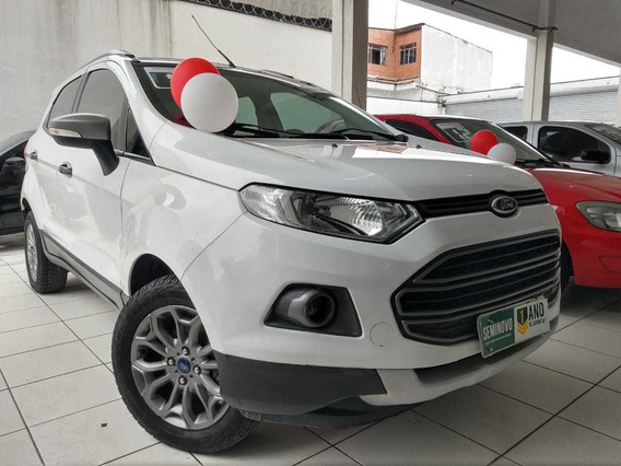 Ford Ecosport 1.6 16v Freestyle Flex 5p 2014 Veiculos Novos