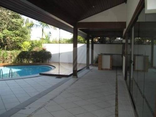 Casa À Venda Em Vila Hollândia - Ca185379