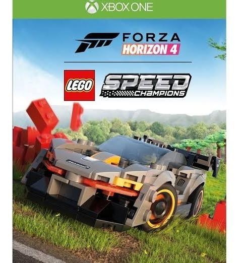 Forza Horizon 4 + Lego Speed Champions 25 Digitos